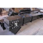 Механізований склад палива (скребковий транспортер)
