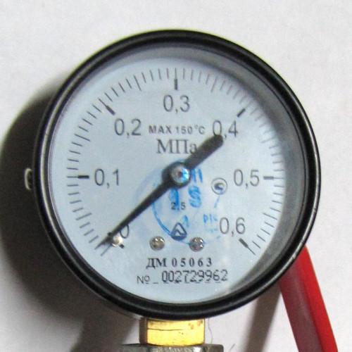 Манометр ДМ 05063 600 кПа-2,5-01