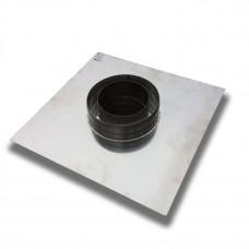 Розвантажувальна платформа для димоходу 400/460 нерж