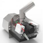 Факельний пальник OXI Ceramik+ 30 кВт