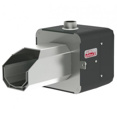 Факельний пальник PellasX Hybrid Mini 35 кВт
