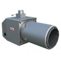Факельний пальник PellasX Revo 120 кВт