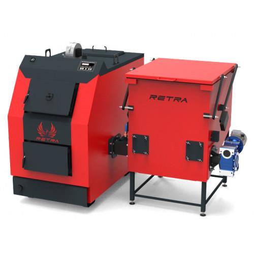 Щеповий котел Ретра-3М Bio 32 кВт