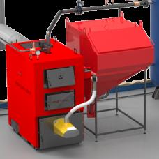 Котел Ретра-4М Combi 25 кВт з факельним пальником