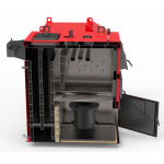 Котел Ретра-4М Combi 65 кВт з ретортним пальником