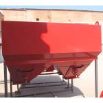 Бункерна ємність БП-0,35 куб. м.