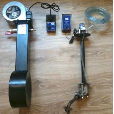 Пальник на відпрацьованому мастилі QE 5-15 кВт